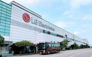 LG chuyển đổi dây chuyền smartphone ở Việt Nam sang làm đồ gia dụng