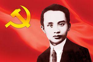 Hà Huy Tập với hoạt động tuyên truyền, vận động cách mạng
