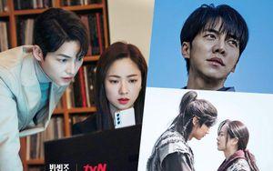 Áp đảo Jang Nara, 'Vincenzo' và Song Joong Ki đứng đầu BXH diễn viên - phim Hàn tuần 3 tháng 4