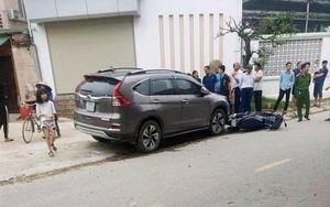 Khởi tố, bắt tạm giam nữ tài xế điều khiển ô tô đâm tử vong 2 mẹ con