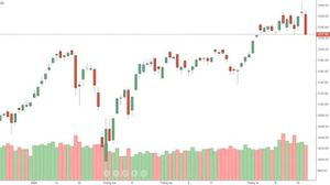 Tranh nhau bán tháo, VN-Index bốc hơi trên 40 điểm