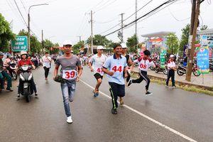 Hơn 400 VĐV tham gia Đại hội thể dục thể thao xã Nghĩa Thành lần thứ VI năm 2021