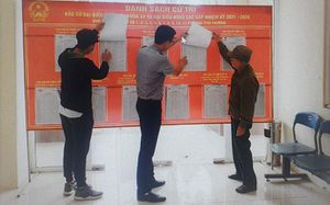 Thành phố Hà Nội: Đẩy mạnh tuyên truyền về cuộc bầu cử