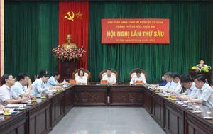 Đảng ủy Khối các cơ quan TP Hà Nội: Thực hiện tốt '5 rõ' trong triển khai nhiệm vụ