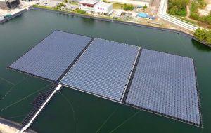 Thái Lan hoàn thiện dự án điện mặt trời nổi hàng đầu thế giới