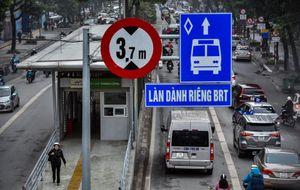 'Ba cái sai của Hà Nội khi thực hiện buýt nhanh BRT'