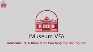 Tìm hiểu ứng dụng iMuseum VFA