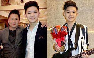 Con trai lớn của Bằng Kiều 18 tuổi học trường nhạc danh giá, giỏi chơi nhiều nhạc cụ