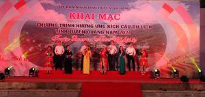 Tuyên Quang: Khai mạc Tuần Văn hóa Du lịch huyện Na Hang năm 2021