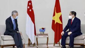Thủ tướng Chính phủ Phạm Minh Chính hội đàm Thủ tướng Campuchia, Singapore và Malaysia
