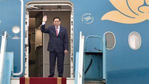 'Lãnh đạo mới của Việt Nam thúc đẩy quan hệ đối tác chiến lược với Indonesia'