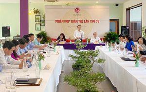 Phiên họp toàn thể lần thứ 35 Ủy ban Pháp luật của Quốc hội