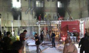 Nổ bình dưỡng khí trong bệnh viện điều trị Covid-19, 27 người chết
