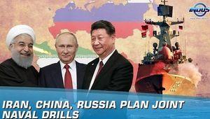 Iran-Nga-Trung Quốc sẽ thay đổi cán cân quyền lực Trung Đông