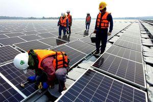 Thái Lan xây dựng trang trại điện mặt trời nổi lớn nhất thế giới