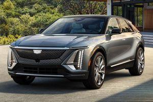 Vén màn Cadillac Lyriq từ 1,38 tỷ đồng - SUV hạng sang 'vừa túi'