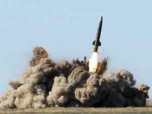Ukraine xuất kho tên lửa khủng, sẵn sàng nhấn chìm Donbass