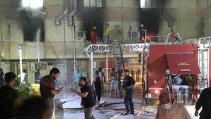 Cháy viện điều trị Covid-19 ở thủ đô Iraq, ít nhất 27 người thiệt mạng