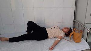 Điều dưỡng Ngô Thị Vân (Việt Yên) hiến máu cứu sản phụ chửa ngoài tử cung