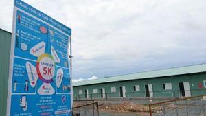 Bộ Xây dựng giúp Kiên Giang hoàn thành bệnh viện dã chiến
