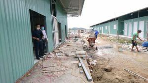 Bộ Xây dựng hỗ trợ tỉnh Kiên Giang hoàn thành Bệnh viện dã chiến