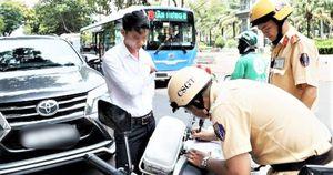 Bộ GTVT yêu cầu tăng chế tài xử phạt vi phạm giao thông