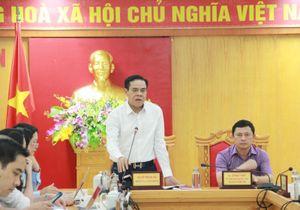 Chủ tịch UBND tỉnh Hà Tĩnh: 'Cần tập trung nhiều hơn nữa cho ngành giáo dục'