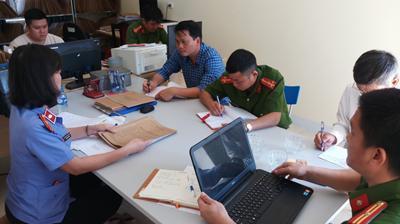VKSND huyện Cẩm Xuyên kiểm sát trực tiếp công tác thi hành án hình sự