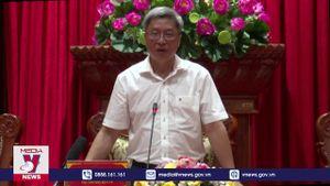 Kiểm tra công tác phòng chống dịch tại Tiền Giang