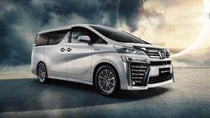 Toyota có thêm mẫu MPV mới mang thương hiệu Crown