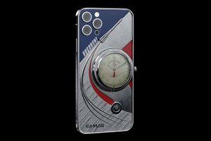Cận cảnh iPhone 12 Pro phiên bản Yuri Gagarin, Elon Musk giá 10.000 USD