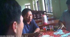 Bí thư Đảng ủy phường đánh bạc ở trụ sở bị loại khỏi danh sách bầu cử