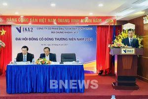 VINA2 phát hành thêm 15 triệu cổ phiếu, tăng gấp đôi vốn điều lệ