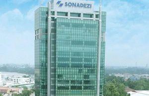 Sonadezi báo lãi quý I tăng 14% lên 309 tỷ đồng nhờ kinh doanh KCN và dịch vụ cảng