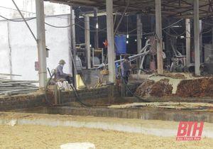 Phát triển, quản lý cơ sở sản xuất công nghiệp bên bờ sông Mã: Những vấn đề đặt ra