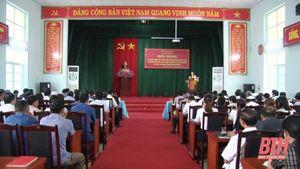 Thị xã Nghi Sơn nâng cao nhận thức, kỹ năng bảo vệ nền tảng tư tưởng của Đảng cho cán bộ