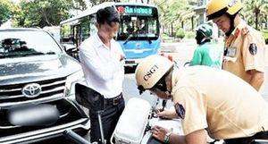 Yêu cầu tăng chế tài xử phạt vi phạm giao thông