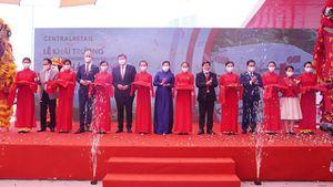 Khai trương Trung tâm Thương mại lớn nhất tại Thái Nguyên