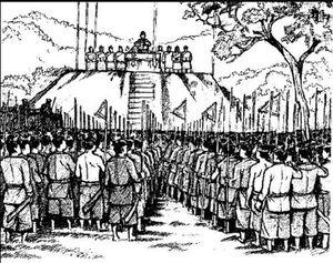 Nhân vật nào của nghĩa quân Lam Sơn được phong là Thần dược Thánh mẫu?