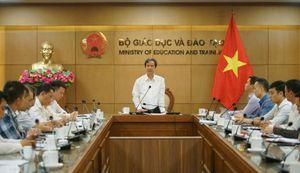Bộ trưởng Nguyễn Kim Sơn: Truyền thông đóng vai trò quan trọng trong đổi mới Giáo dục
