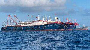 Foreign Policy cung cấp hành tung của tàu cá Trung Quốc tại Đá Ba Đầu, chỉ ra chiến thuật 'cải bắp' trên Biển Đông