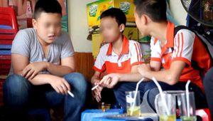 Yêu cầu xử lý nghiêm việc mua, bán, sử dụng thuốc lá điện tử, shisha trong trường học