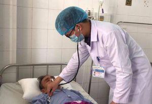Thay huyết tương kịp thời cứu bệnh nhân 90% tử vong