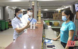 Ban Thường vụ Tỉnh ủy Thanh Hóa yêu cầu tăng cường phòng, chống dịch bệnh COVID-19