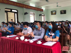 LĐLĐ TP Thanh Hóa p hát động hưởng ứng 'Tháng công nhân' năm 2021