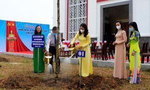 Lễ phát động trồng cây 'Vì một Việt Nam xanh'