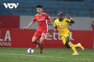 Xác định đối thủ đầu tiên của HAGL ở giai đoạn II V-League 2021