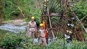 Công nhân Điện lực Nghệ An kịp thời cứu người qua cơn nguy kịch