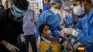 Chủ tịch Tập Cận Bình ngỏ ý giúp Ấn Độ ứng phó với 'siêu bão' Covid-19