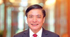 Phút trải lòng của Tân Tổng Thư ký Quốc hội Bùi Văn Cường